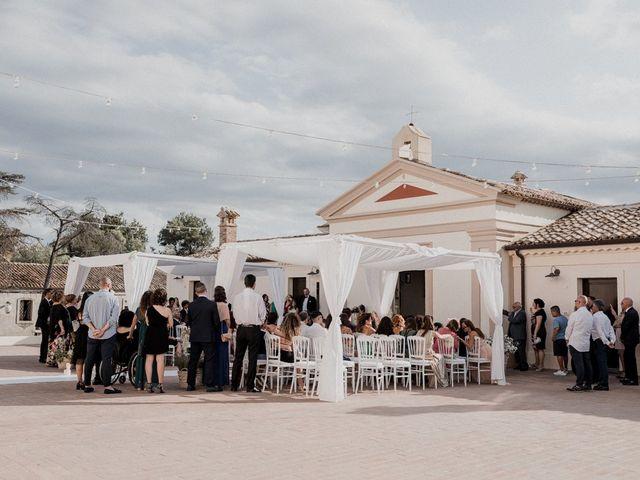 Il matrimonio di Fabio e Serena a Cirò Marina, Crotone 52