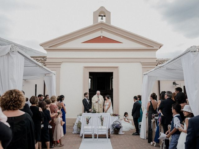 Il matrimonio di Fabio e Serena a Cirò Marina, Crotone 57