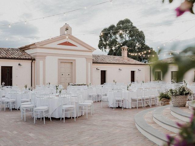 Il matrimonio di Fabio e Serena a Cirò Marina, Crotone 74