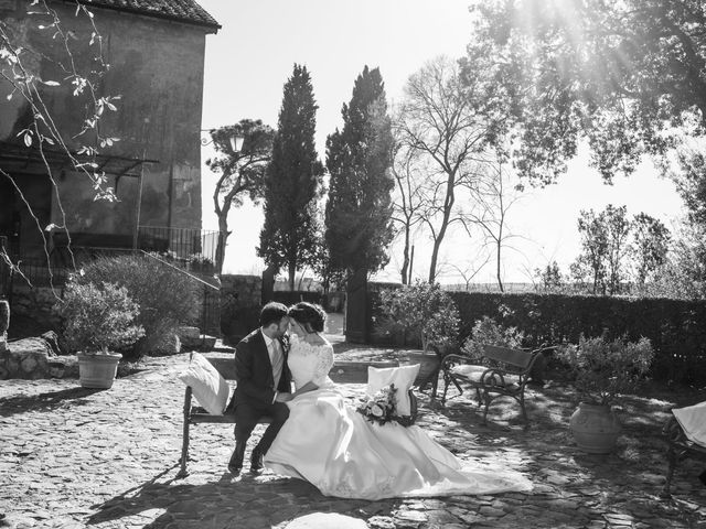Il matrimonio di Chiara e Massimo a Fiumicino, Roma 6