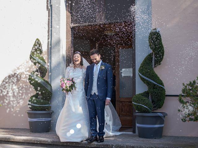 Il matrimonio di Chiara e Massimo a Fiumicino, Roma 9