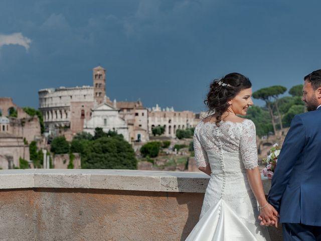 Il matrimonio di Chiara e Massimo a Fiumicino, Roma 15