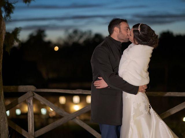 Il matrimonio di Chiara e Massimo a Fiumicino, Roma 19
