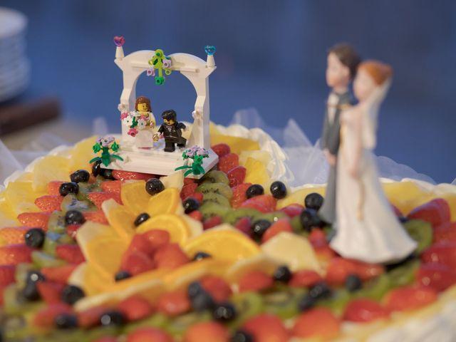 Il matrimonio di Chiara e Massimo a Fiumicino, Roma 25