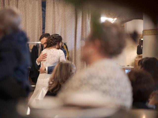 Il matrimonio di Chiara e Massimo a Fiumicino, Roma 27