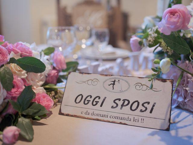 Il matrimonio di Chiara e Massimo a Fiumicino, Roma 31