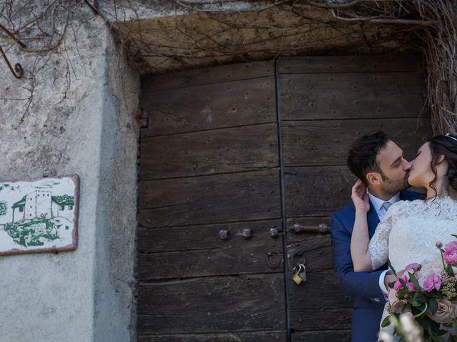 Il matrimonio di Chiara e Massimo a Fiumicino, Roma 32