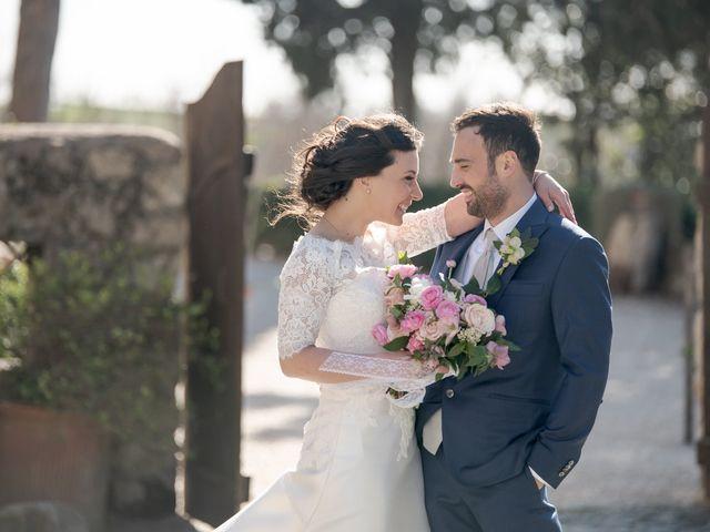 Il matrimonio di Chiara e Massimo a Fiumicino, Roma 35
