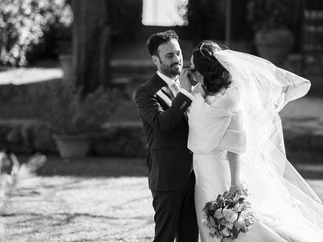 Il matrimonio di Chiara e Massimo a Fiumicino, Roma 38