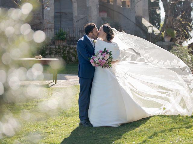 Il matrimonio di Chiara e Massimo a Fiumicino, Roma 39