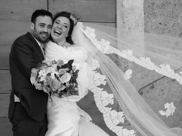 Il matrimonio di Chiara e Massimo a Fiumicino, Roma 42
