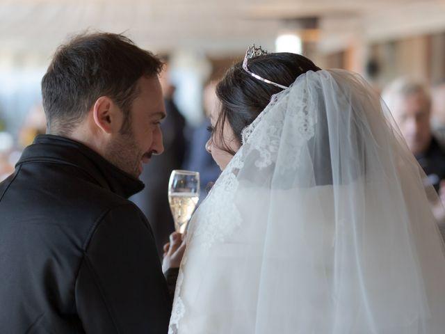 Il matrimonio di Chiara e Massimo a Fiumicino, Roma 44