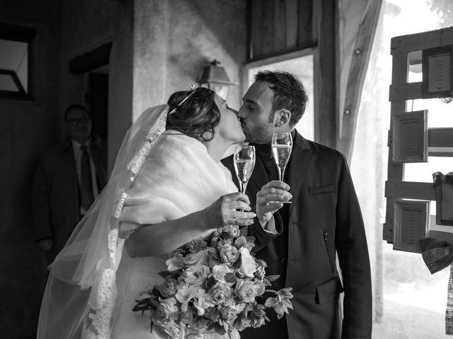 Il matrimonio di Chiara e Massimo a Fiumicino, Roma 45
