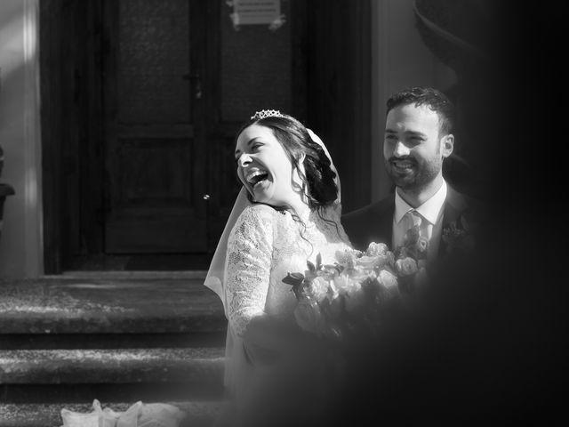 Le nozze di Massimo e Chiara