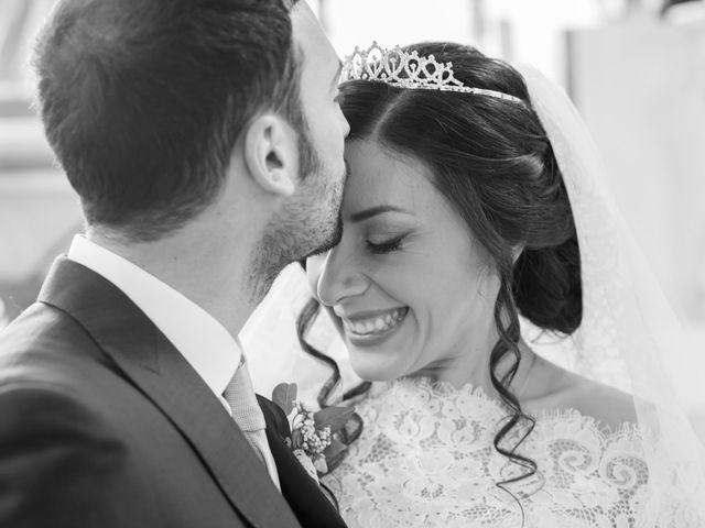Il matrimonio di Chiara e Massimo a Fiumicino, Roma 46