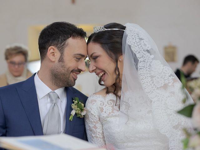 Il matrimonio di Chiara e Massimo a Fiumicino, Roma 49