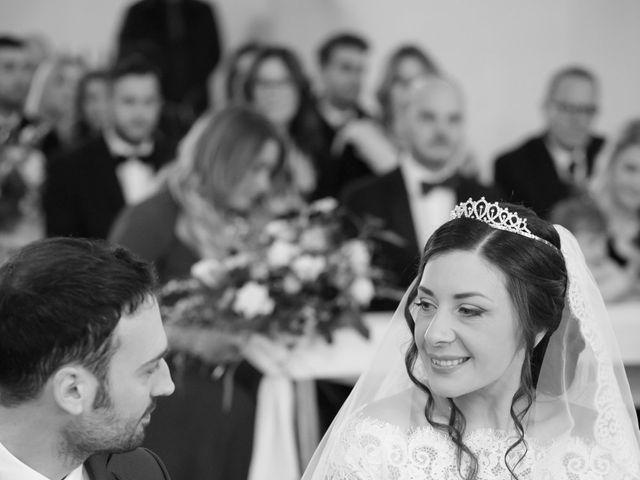 Il matrimonio di Chiara e Massimo a Fiumicino, Roma 50