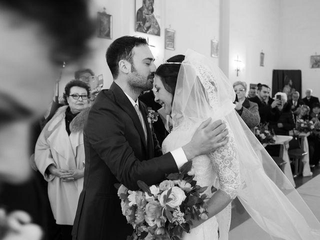 Il matrimonio di Chiara e Massimo a Fiumicino, Roma 51