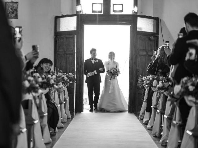 Il matrimonio di Chiara e Massimo a Fiumicino, Roma 52