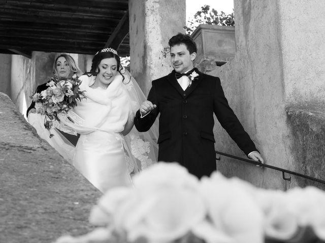 Il matrimonio di Chiara e Massimo a Fiumicino, Roma 54