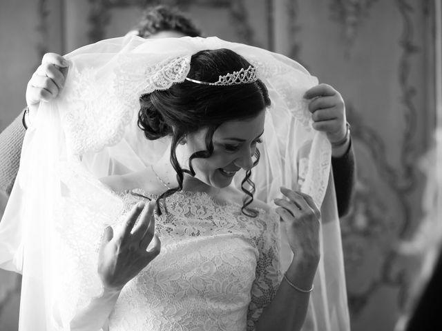Il matrimonio di Chiara e Massimo a Fiumicino, Roma 56