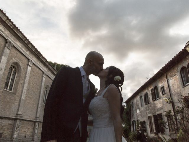 Il matrimonio di Luca e Alessia a Roma, Roma 14