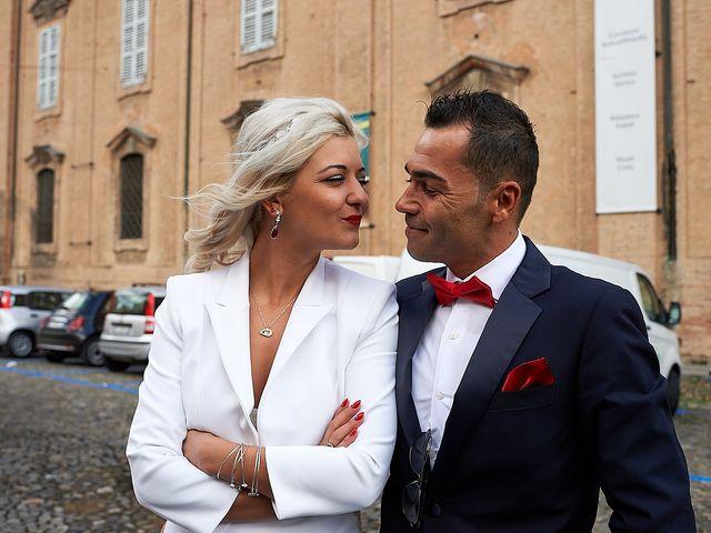 Le nozze di Alina e Gianluca