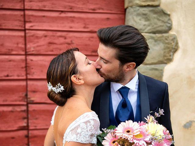 Il matrimonio di Alessio e Stefania a Poggio a Caiano, Prato 25