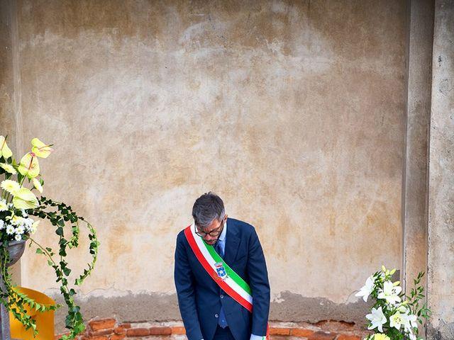 Il matrimonio di Alessio e Stefania a Poggio a Caiano, Prato 15