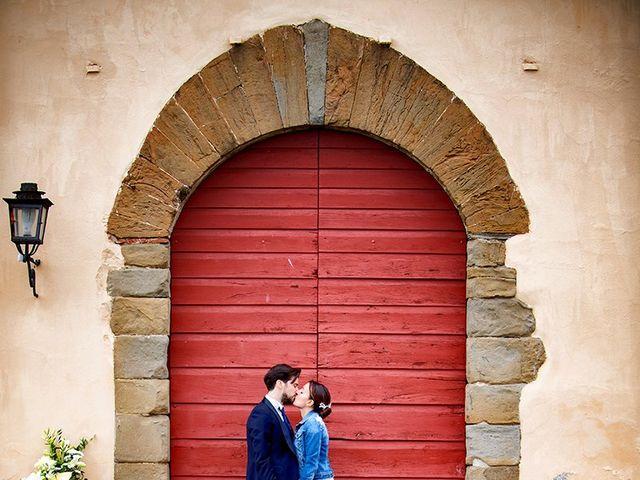 Il matrimonio di Alessio e Stefania a Poggio a Caiano, Prato 2