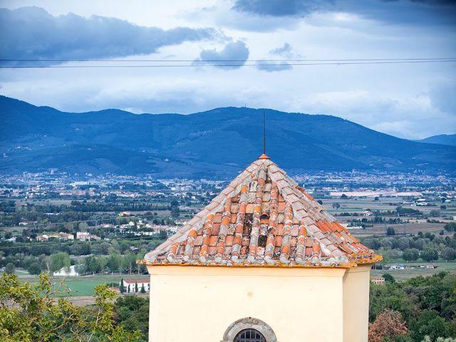 Il matrimonio di Alessio e Stefania a Poggio a Caiano, Prato 27