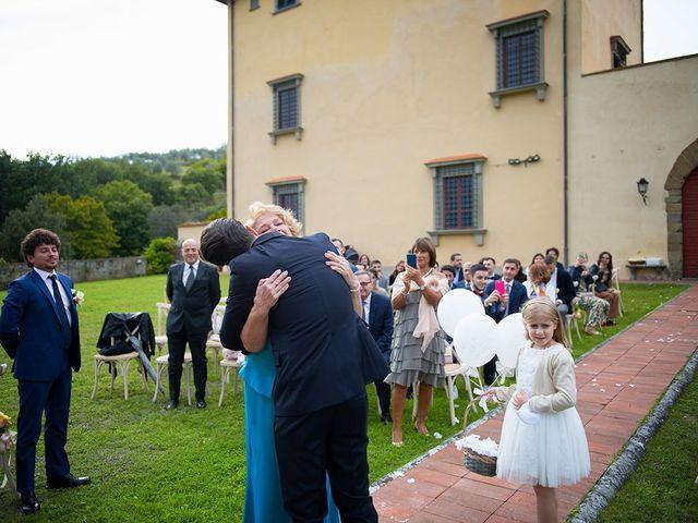 Il matrimonio di Alessio e Stefania a Poggio a Caiano, Prato 8