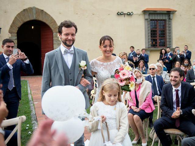 Il matrimonio di Alessio e Stefania a Poggio a Caiano, Prato 10