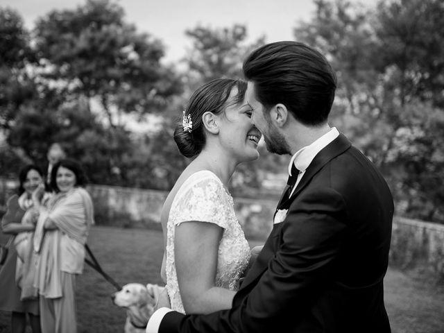 Il matrimonio di Alessio e Stefania a Poggio a Caiano, Prato 11