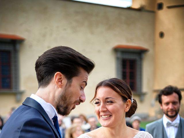 Il matrimonio di Alessio e Stefania a Poggio a Caiano, Prato 16