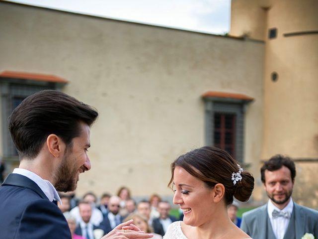 Il matrimonio di Alessio e Stefania a Poggio a Caiano, Prato 17