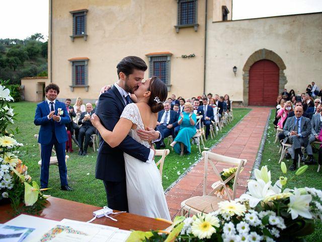 Il matrimonio di Alessio e Stefania a Poggio a Caiano, Prato 19