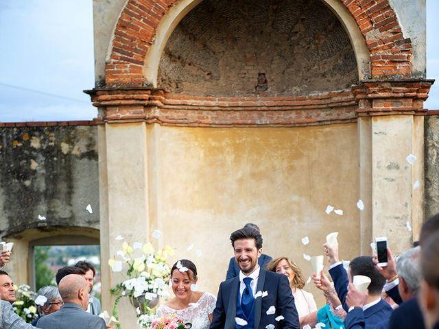 Il matrimonio di Alessio e Stefania a Poggio a Caiano, Prato 20