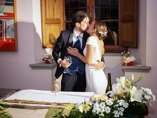 Il matrimonio di Alessio e Stefania a Poggio a Caiano, Prato 35
