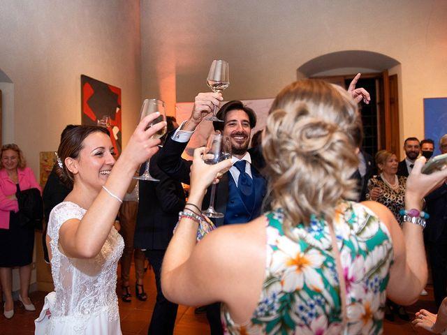 Il matrimonio di Alessio e Stefania a Poggio a Caiano, Prato 38