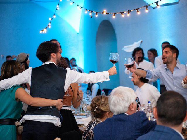 Il matrimonio di Alessio e Stefania a Poggio a Caiano, Prato 43