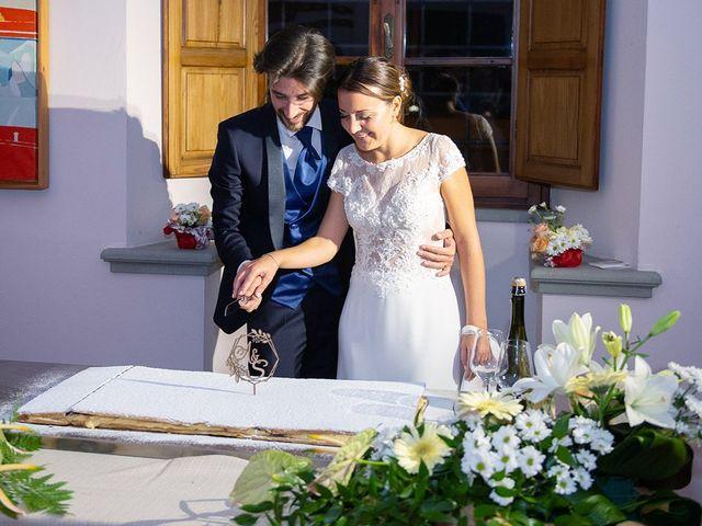 Il matrimonio di Alessio e Stefania a Poggio a Caiano, Prato 44