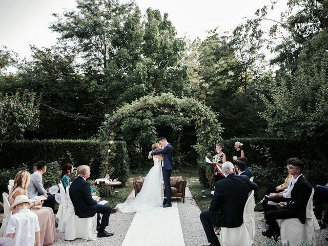 Il matrimonio di Lorenzo e Pamela a Gorgo al Monticano, Treviso 17