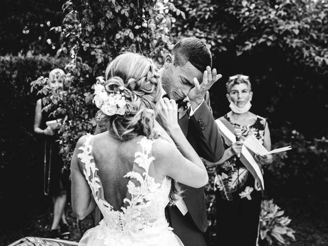 Il matrimonio di Lorenzo e Pamela a Gorgo al Monticano, Treviso 18