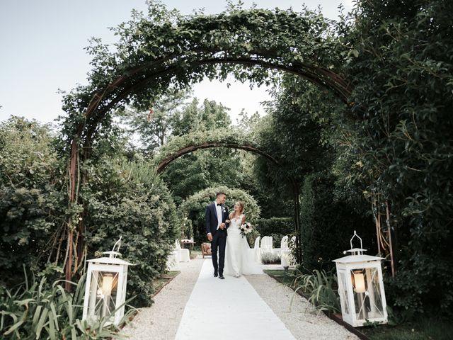 Il matrimonio di Lorenzo e Pamela a Gorgo al Monticano, Treviso 19