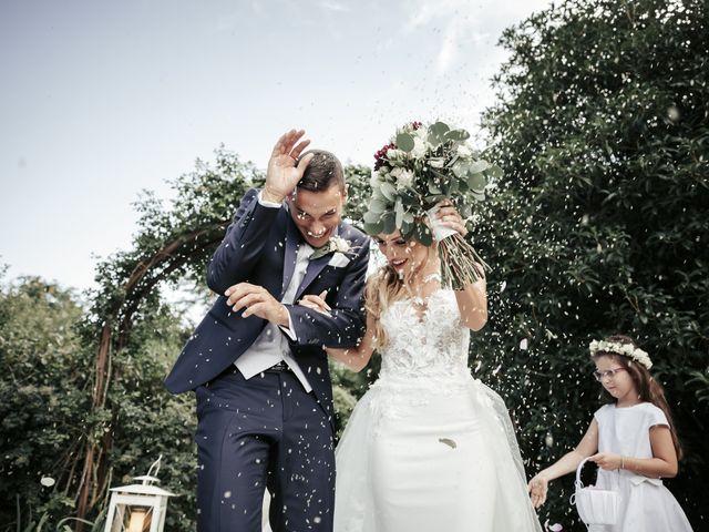 Il matrimonio di Lorenzo e Pamela a Gorgo al Monticano, Treviso 20