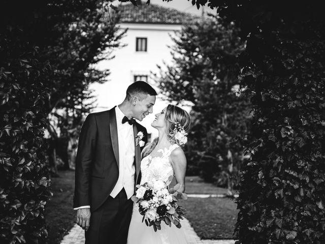 Il matrimonio di Lorenzo e Pamela a Gorgo al Monticano, Treviso 25