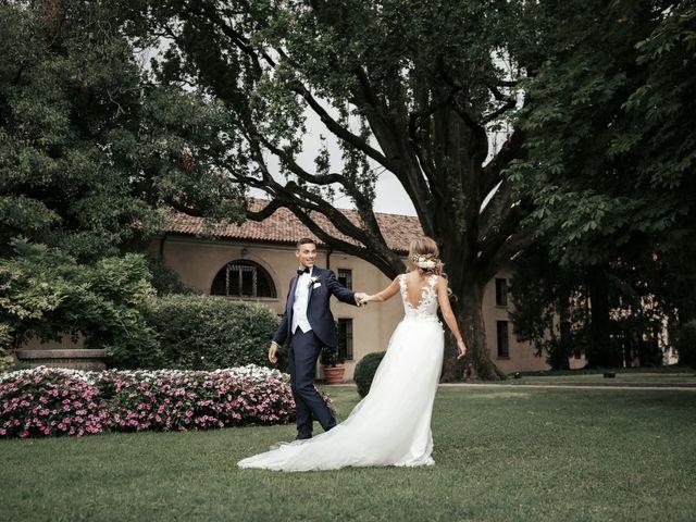Il matrimonio di Lorenzo e Pamela a Gorgo al Monticano, Treviso 26