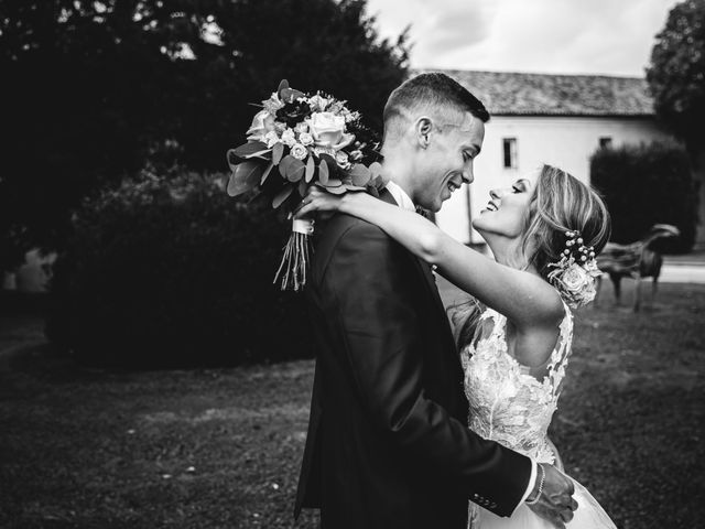 Il matrimonio di Lorenzo e Pamela a Gorgo al Monticano, Treviso 30
