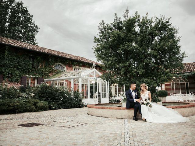 Il matrimonio di Lorenzo e Pamela a Gorgo al Monticano, Treviso 36